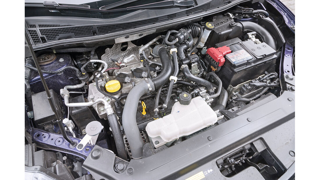 Nissan Pulsar, Frontansicht, Farbvariante