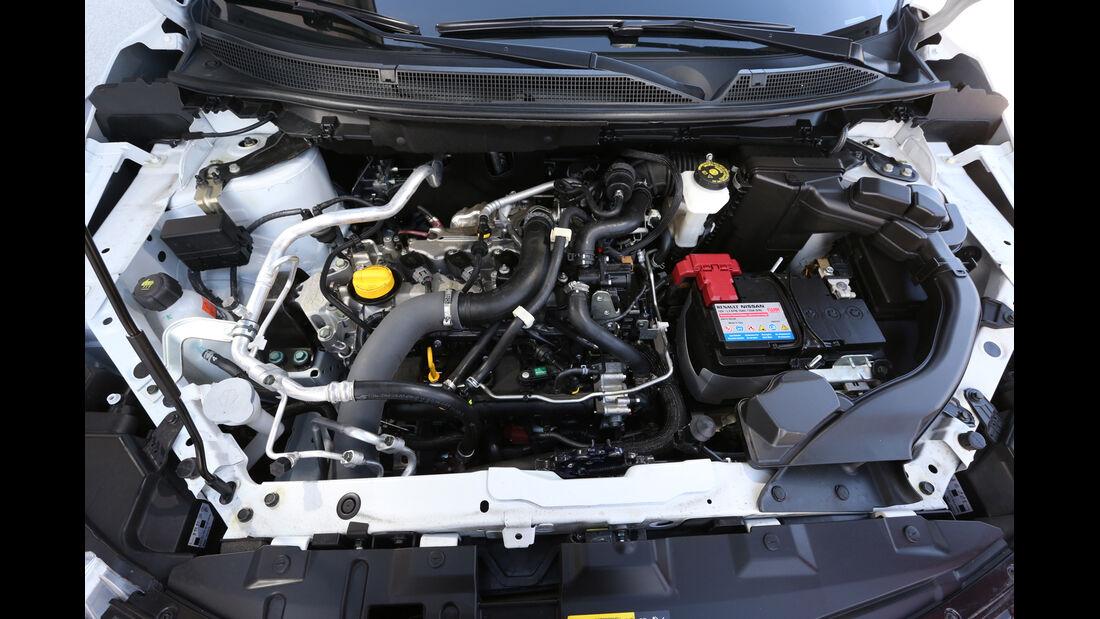 Nissan Qashqai 1.2 DIG-T, Motor