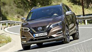 Nissan Qashqai 1.3 DIG-T, Exterieur