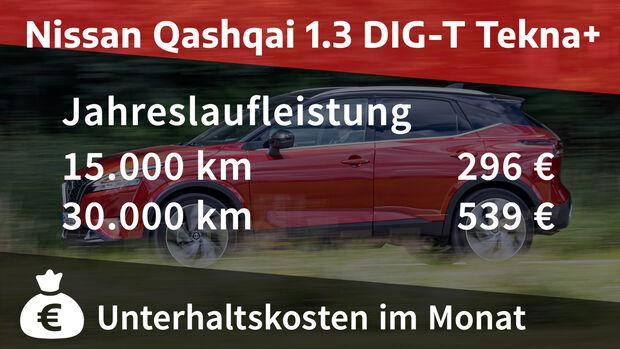 Nissan Qashqai 1.3 DIG-T Tekna+