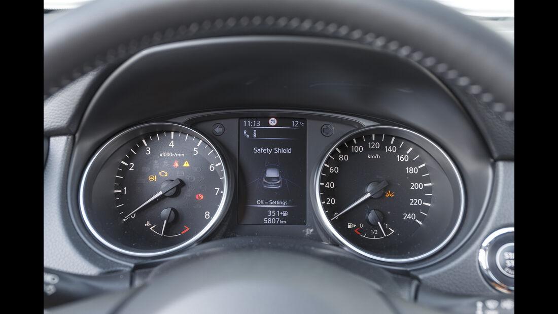Nissan Qashqai 1.6 DIG-T Tekna+, Interieur
