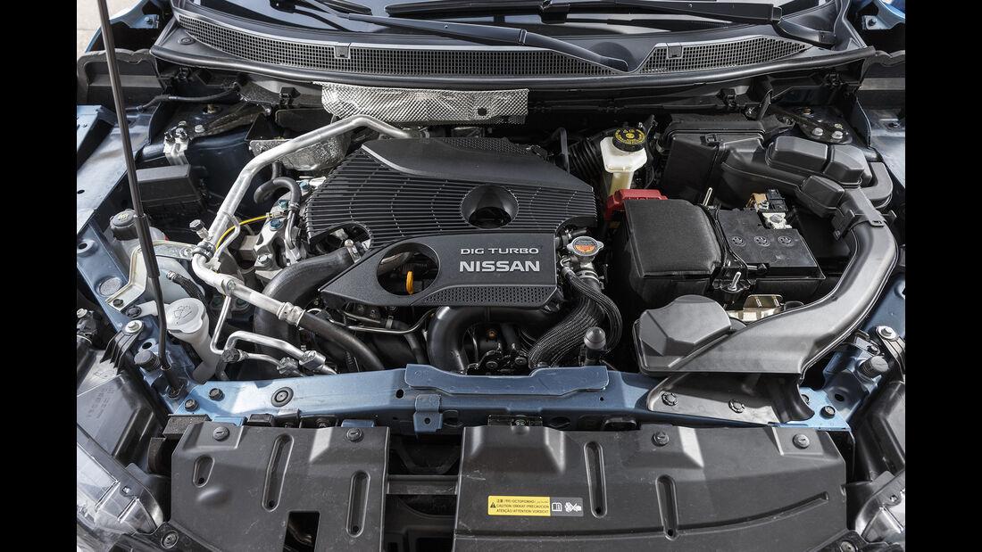 Nissan Qashqai 1.6 DIG-T Tekna+, Motor