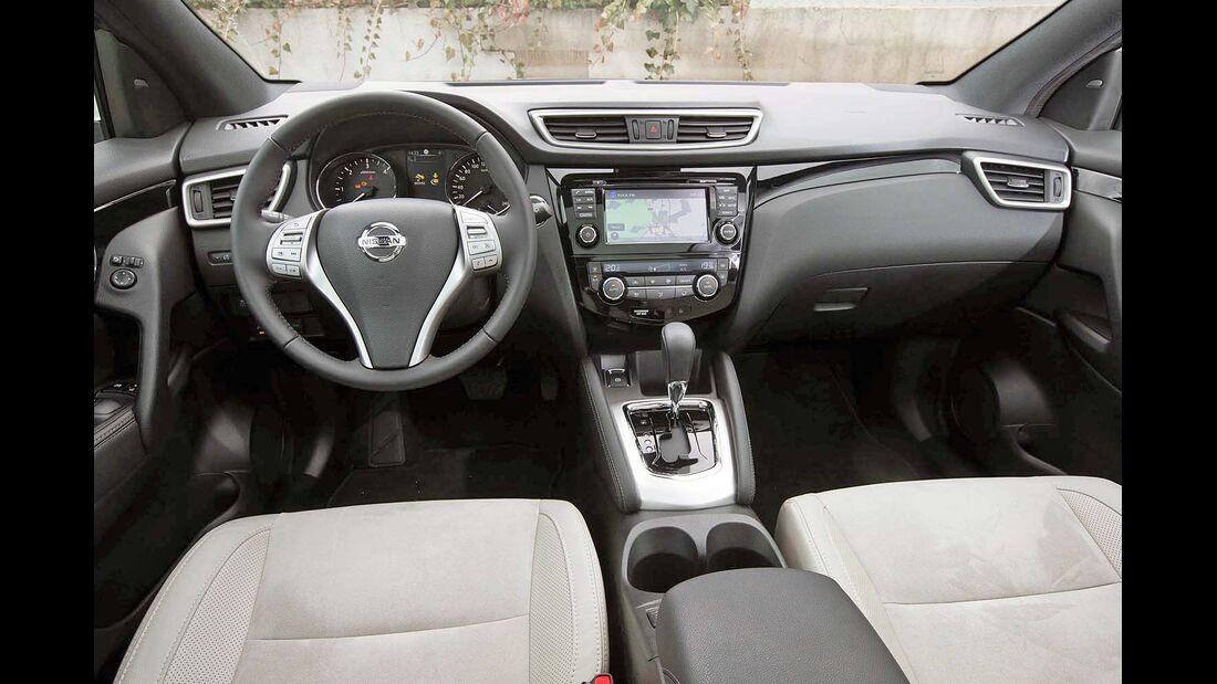 Nissan Qashqai 1.6 Dci Xtronic im ersten Test
