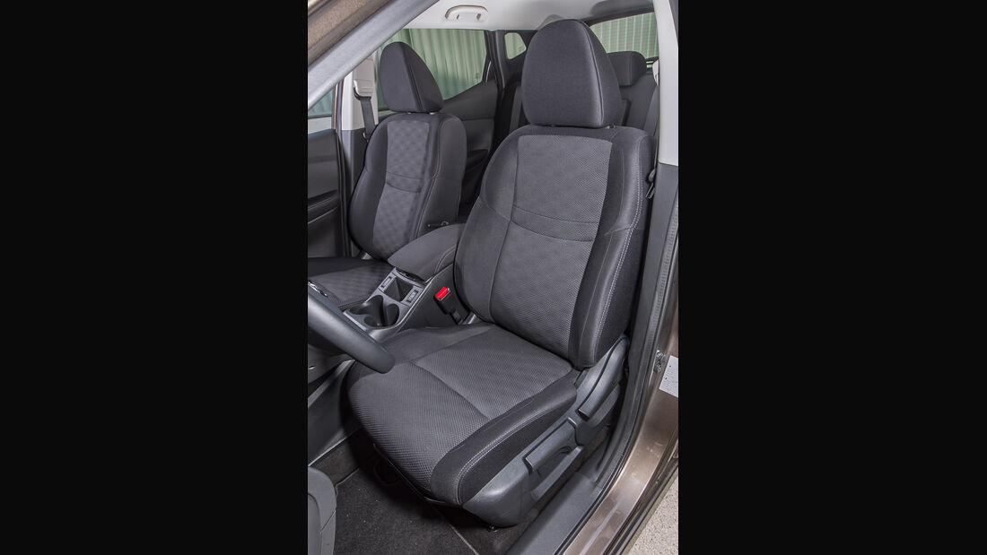 Nissan Qashqai 1.6 dCi 4x4, Fahrersitz
