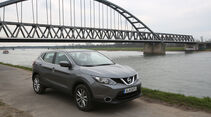 Nissan Qashqai 1.6dCi 4x4, Frontansicht