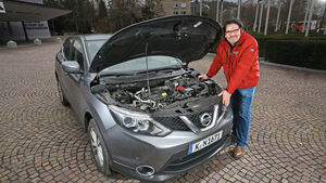 Nissan Qashqai 1.6dCi 4x4, Motor, Heinrich Lingner