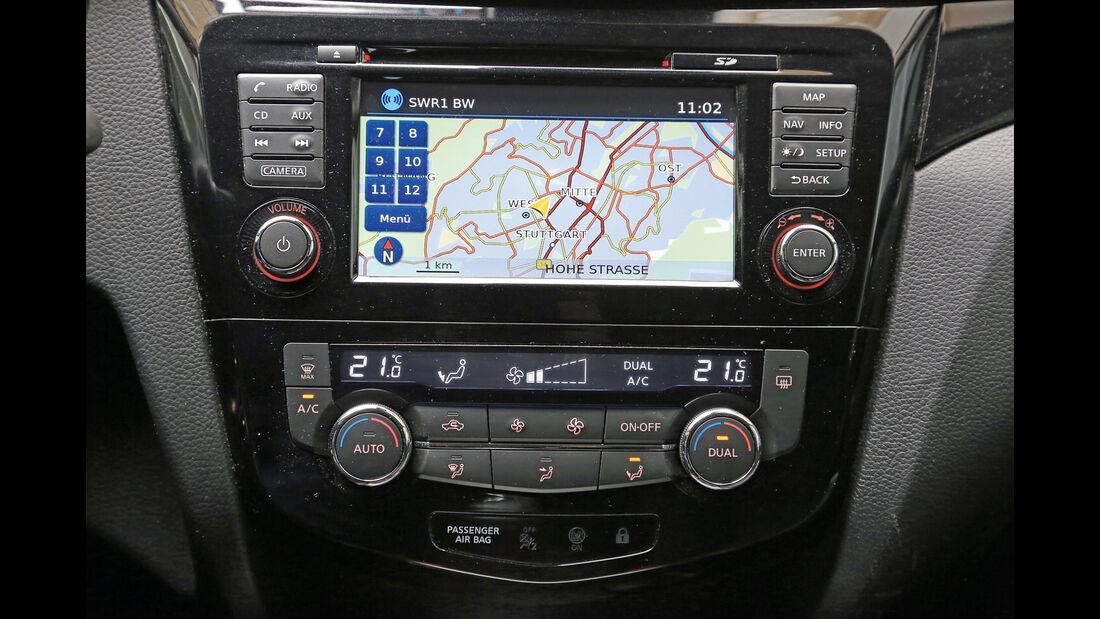 Nissan Qashqai 1.6dCi 4x4, Navi