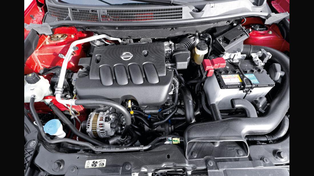 Nissan Qashqai 2.0, Nissan Qashqai 2.0dCi, Motor, Morotraum
