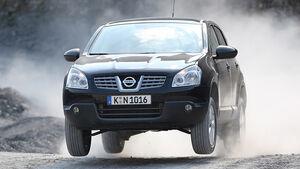 Nissan Qashqai 2.0 dCi 4WD Tekna