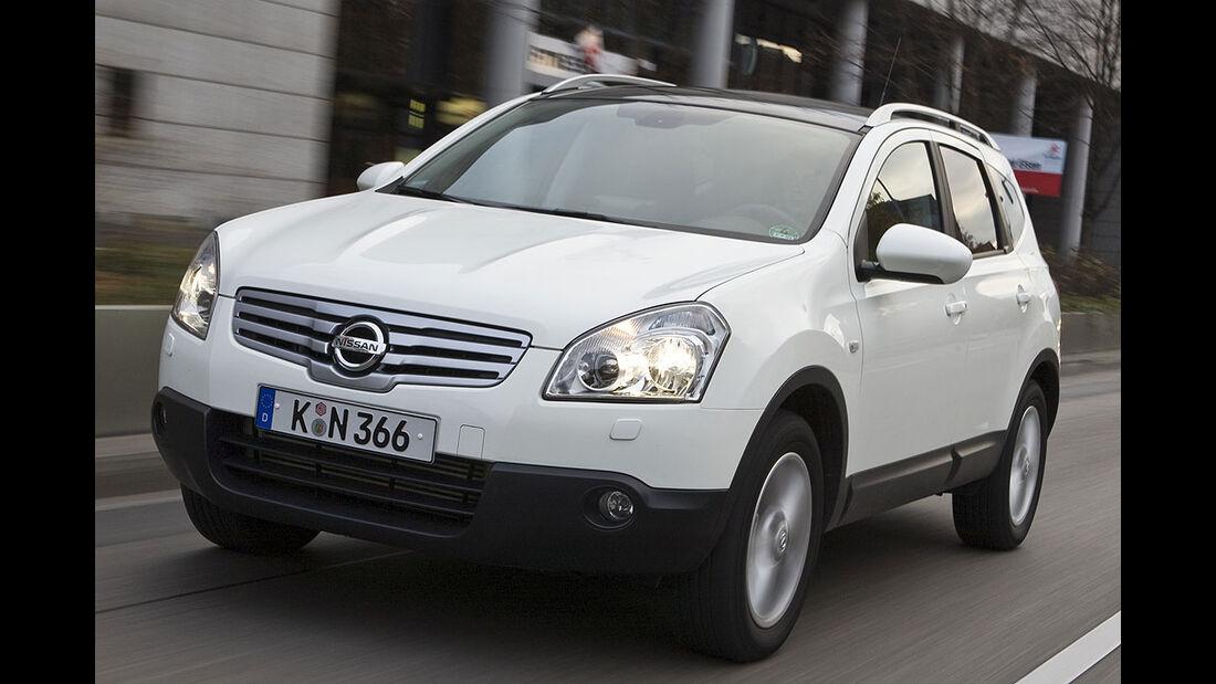 Nissan, Qashqai, 2.0 dCi 4WD, dynamisch, vtest, aumospo0309