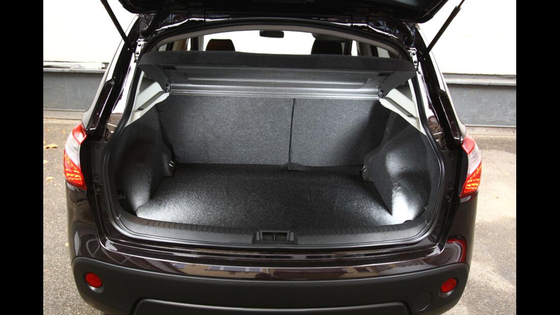 Nissan Qashqai 2.0 dCi Allmode 4x4, Kofferraum