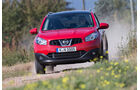 Nissan Qashqai +2 2.0 dCi, Frontansicht