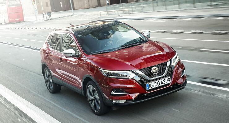 Nissan Qashqai Neue Motoren Für Den Suv Auto Motor Und Sport
