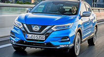 Nissan Qashqai, Best Cars 2020, Kategorie I Kompakte SUV/Geländewagen