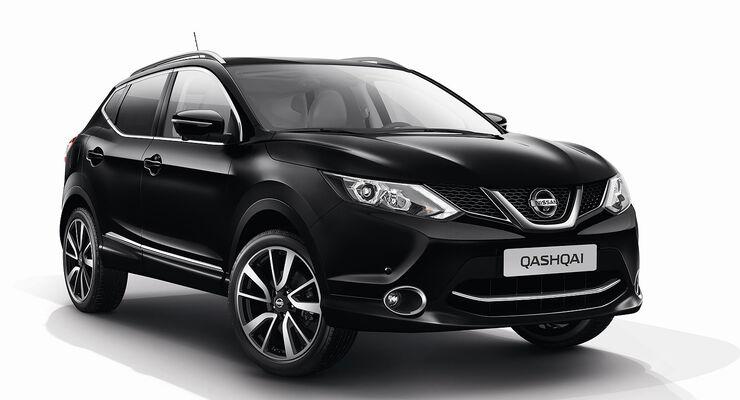 Nissan Qashqai Sondermodell Premier Limited Edition