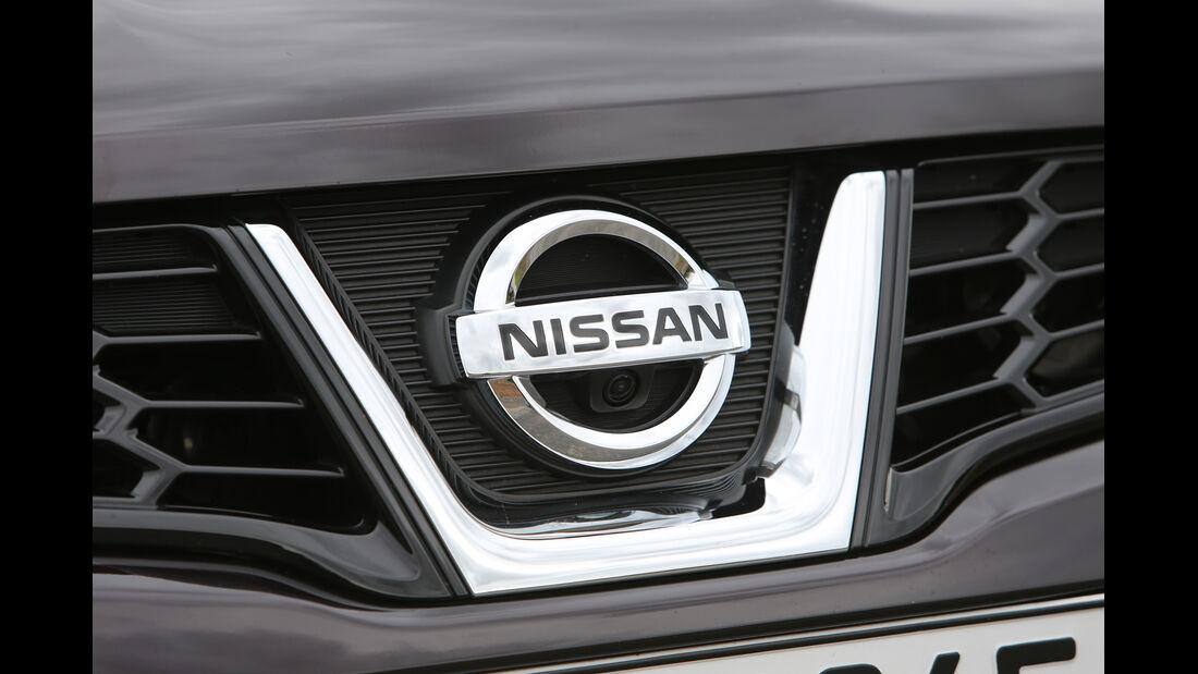 Nissan Qashqai dCi 130, Markenemblem