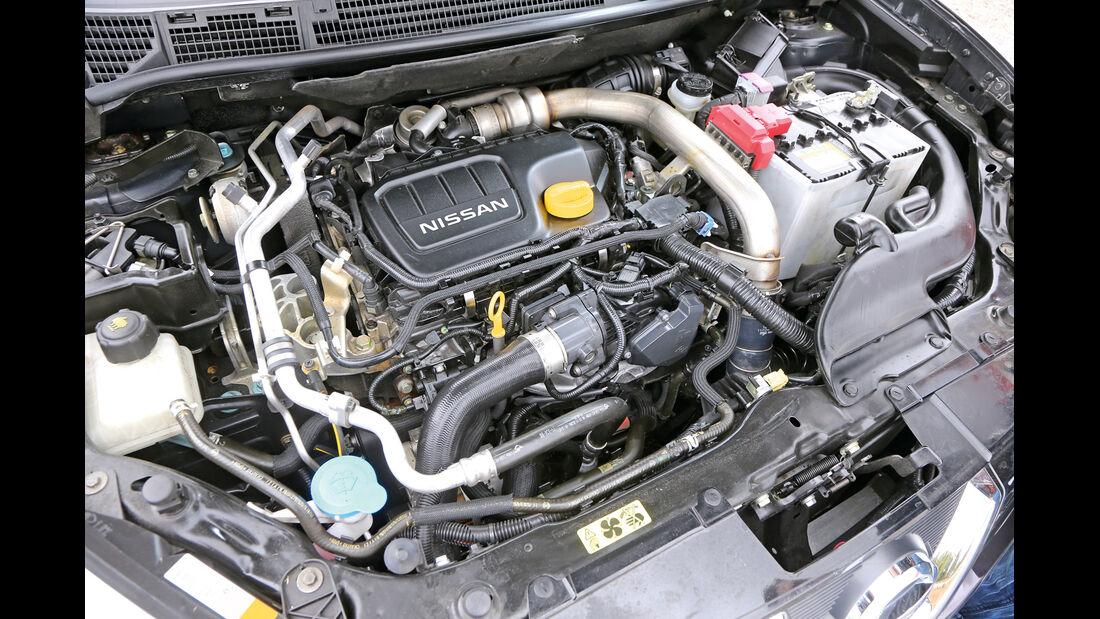 Nissan Qashqai dCi 130, Motor