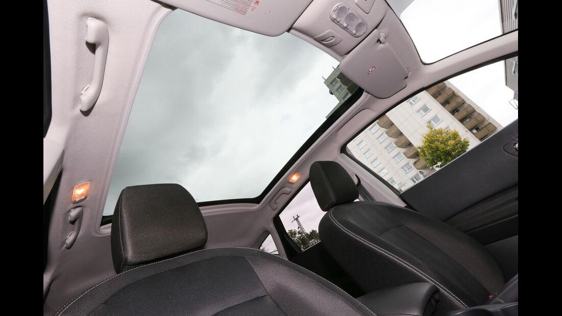 Nissan Qashqai dCi 130, Panoramafenster