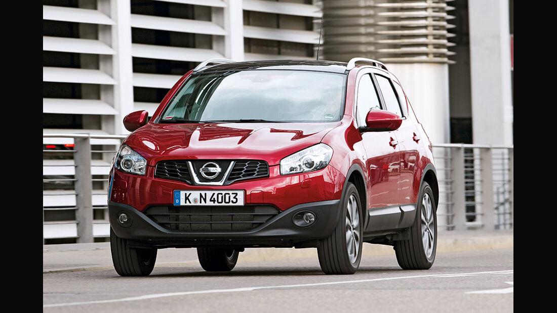 Nissan Quasquai, Familienauto, Kaufberatung