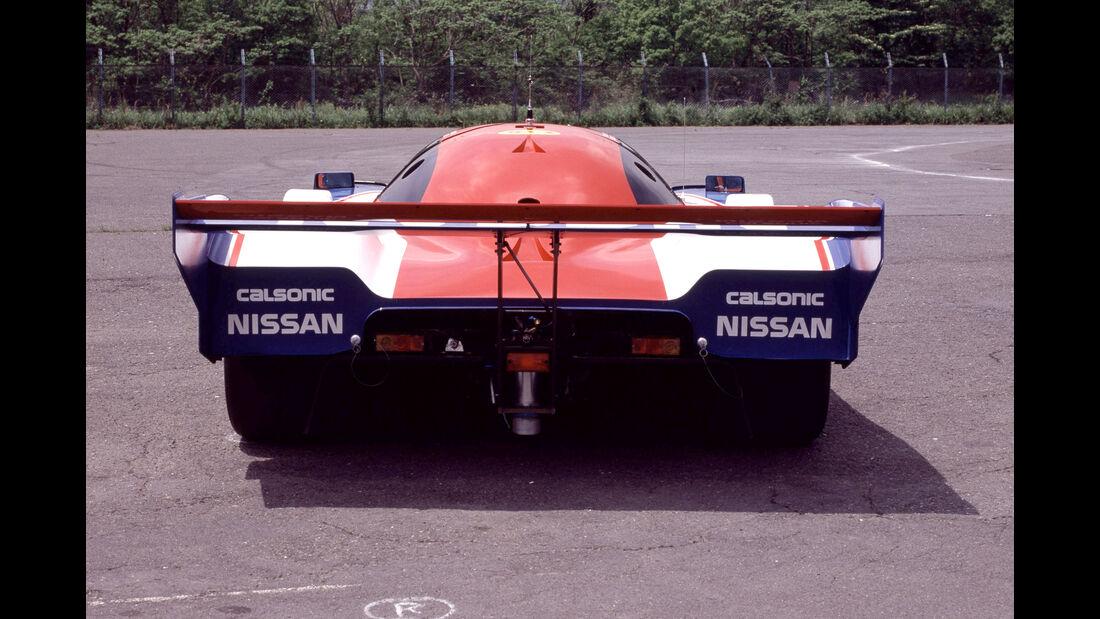 Nissan R90CP - Le Mans Prototyp - 1990
