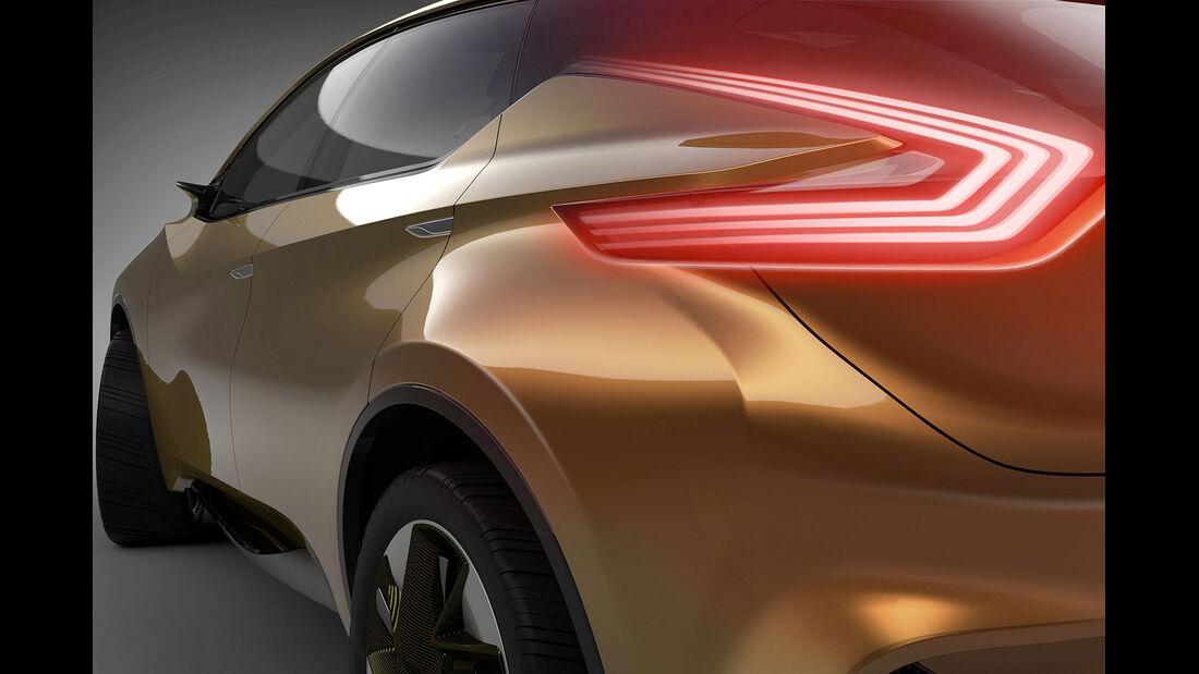 Nissan Resonance Concept Detroit 2013