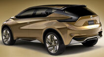 Nissan Resonance Concept Detroit 2013