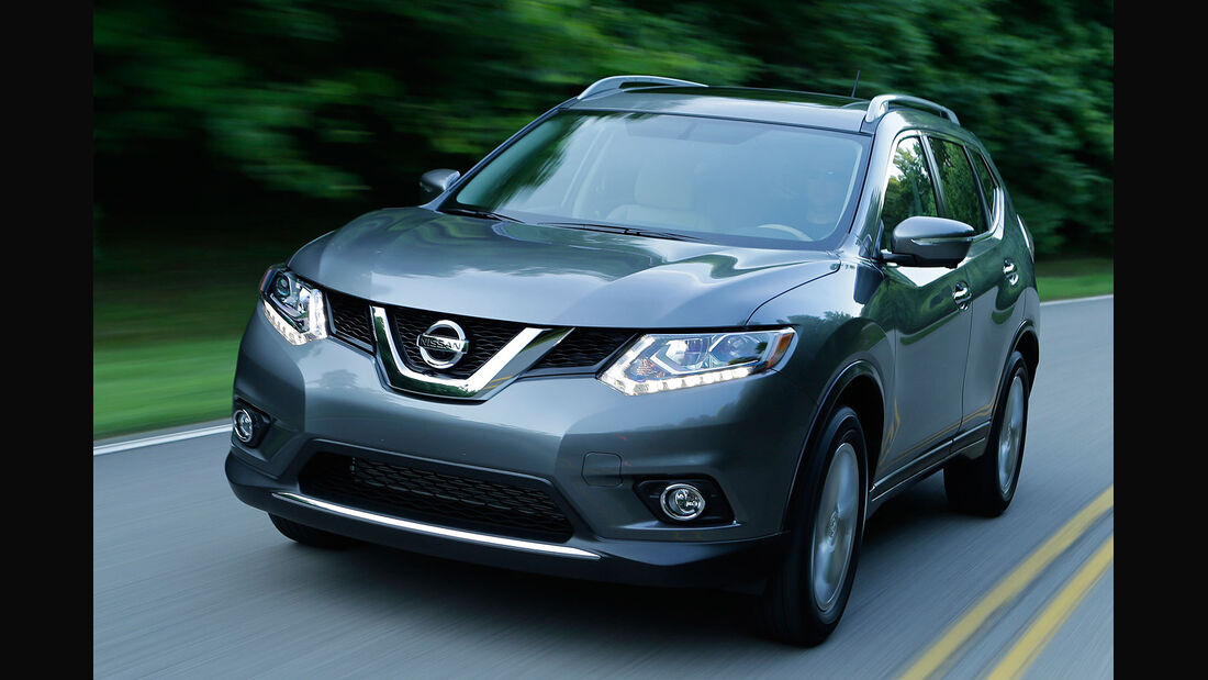 Nissan Rogue USA 2013