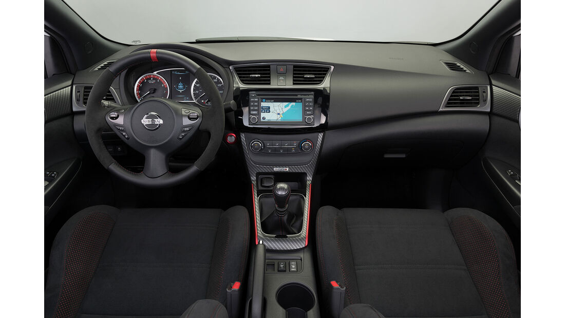 Nissan Sentra Nismo