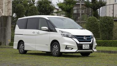 Nissan Serena E-Power, Fahrbericht, Exterieur