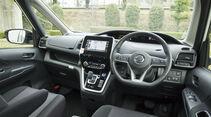 Nissan Serena E-Power, Fahrbericht, Interieur