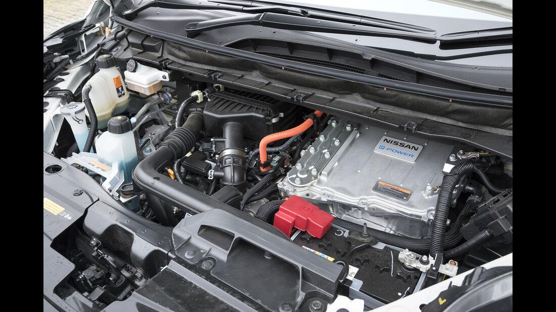 Nissan Serena E-Power, Fahrbericht, Motor