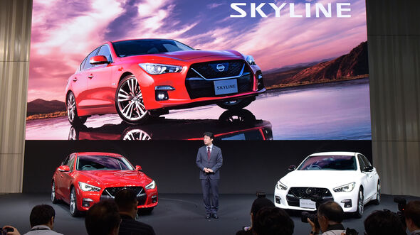 Nissan Skyline 2019