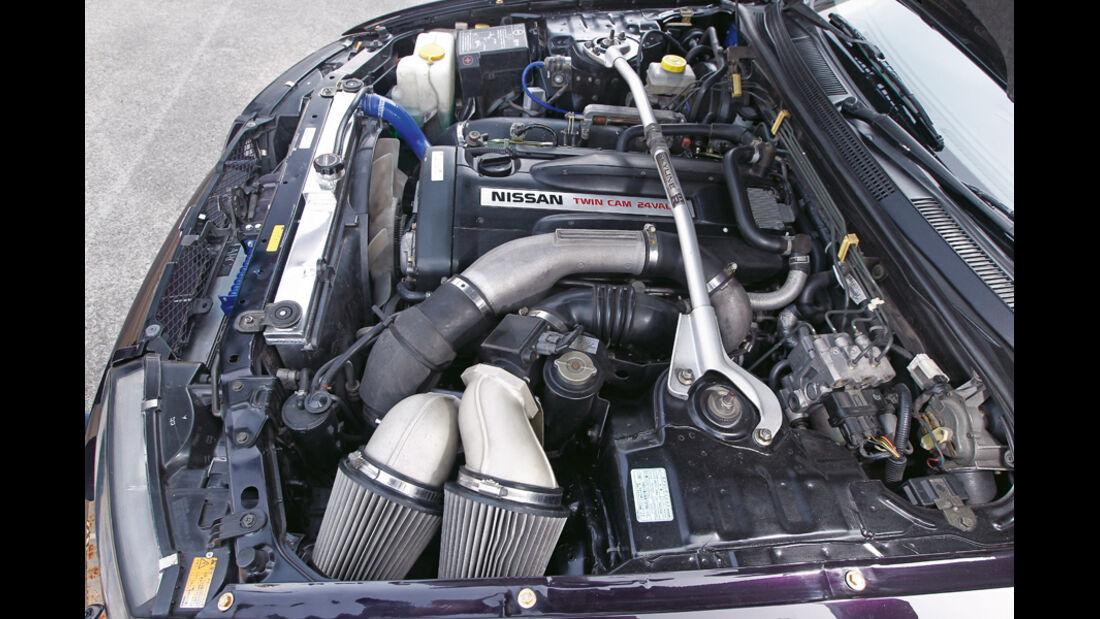 Nissan Skyline GT-R BCNR33, Motor