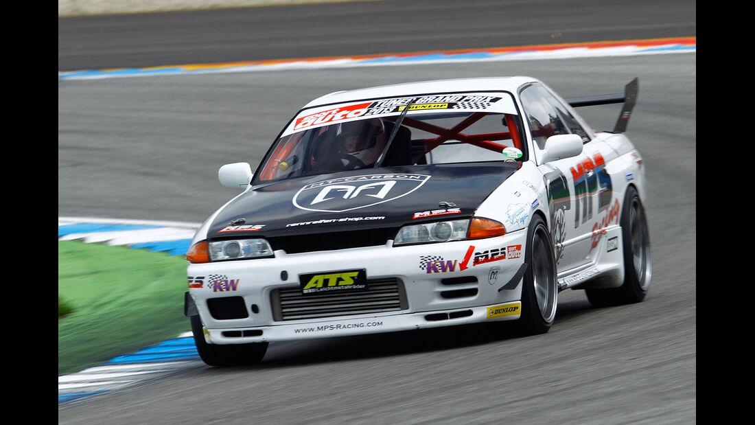 Nissan Skyline GT-R BNR32, Frontansicht