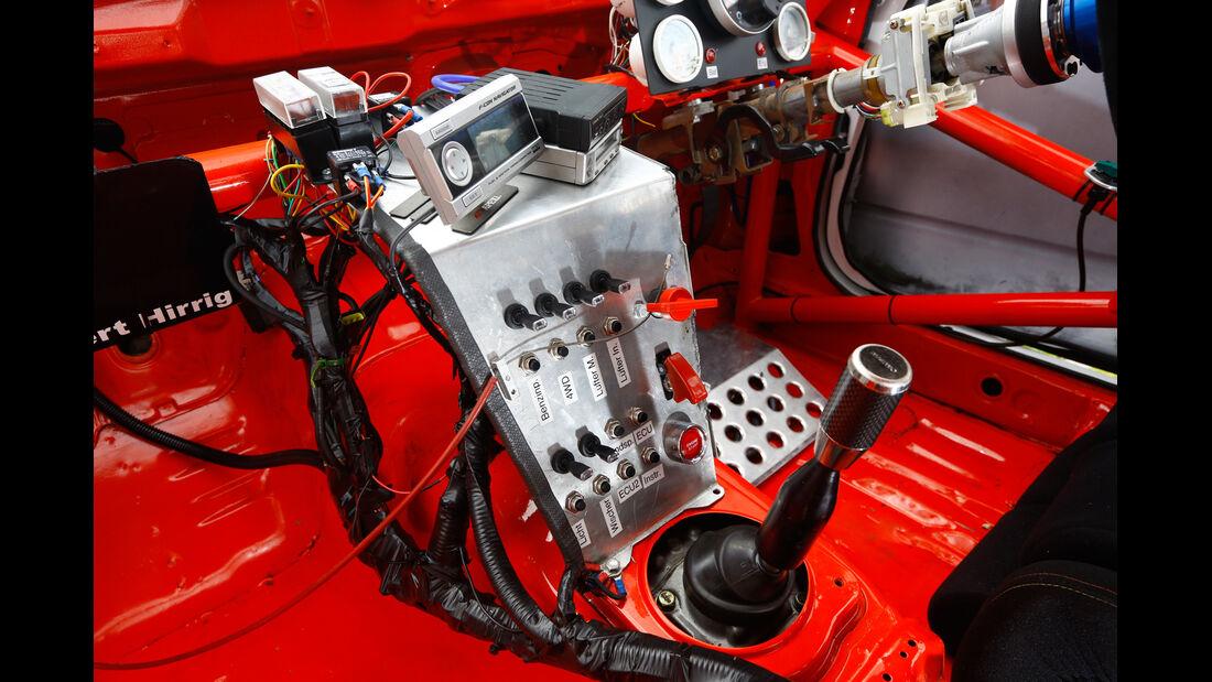Nissan Skyline GT-R BNR32, Mittelkonsole