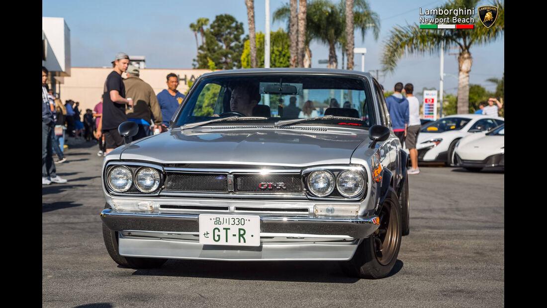Nissan Skyline GT-R C10 - Supercar Show - Lamborghini Newport Beach