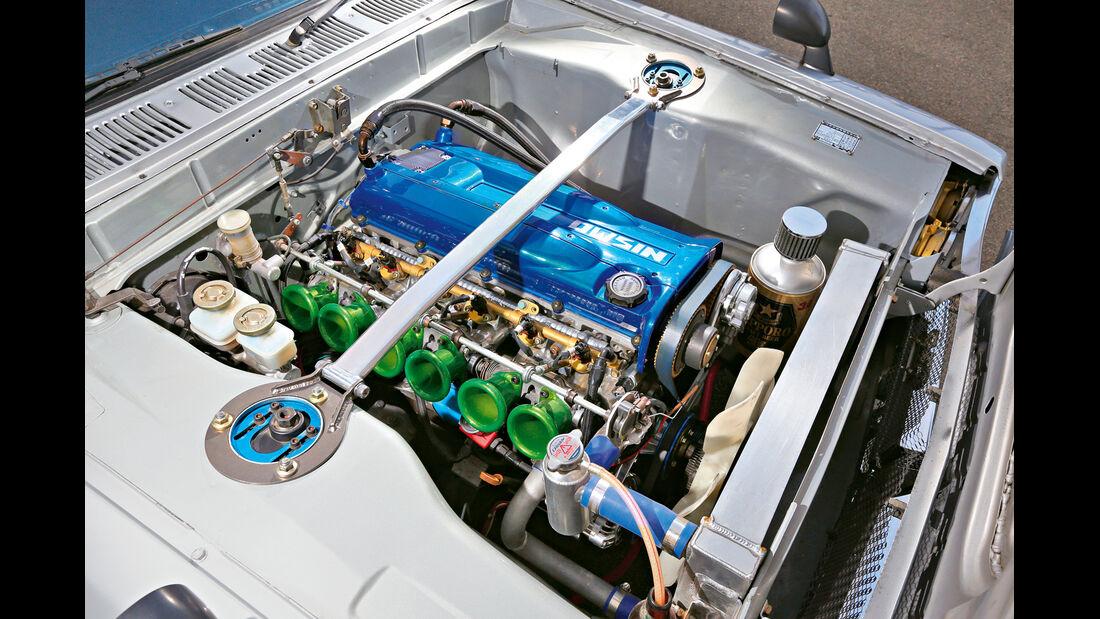 Nissan Skyline GT-R, Motor