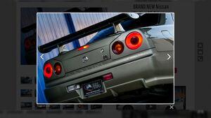 Nissan Skyline GT-R V Spec 2 Nür Gebrauchtwagen Verkauf Millenium Jade