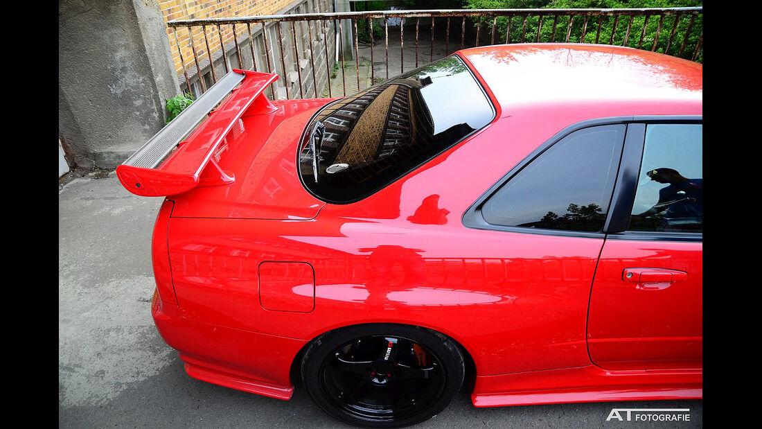 Nissan Skyline R34 GT-R, High Performance Days 2014