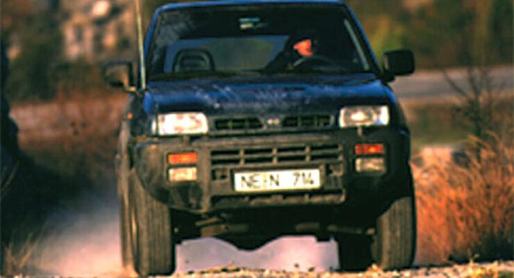 Nissan Terrano II 2.7 SGX