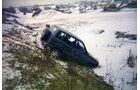 Nissan Terrano II, Unfall, See