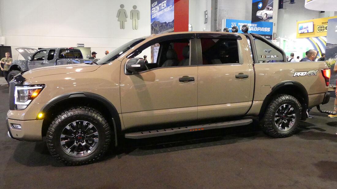 Nissan Titan Genuine Accessories