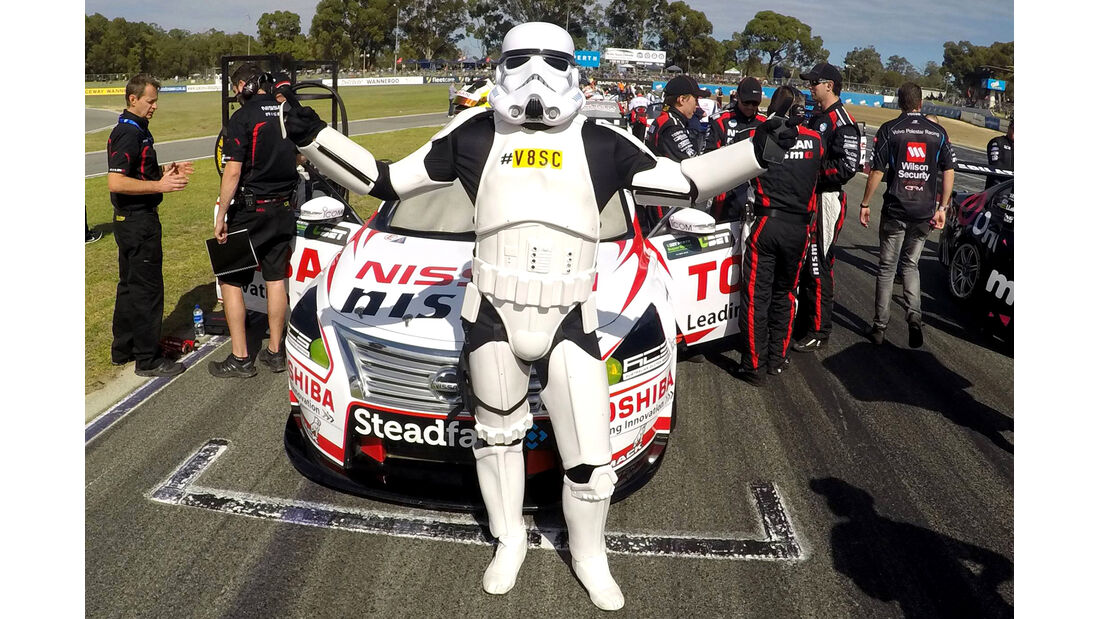 Nissan V8 Australia 2015 - Star Wars