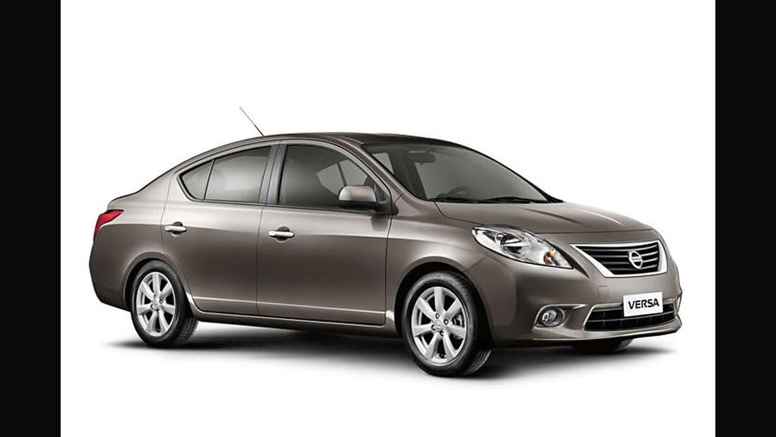 Nissan Versa Brasilien
