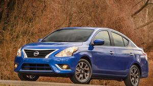 Nissan Versa USA