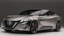 Nissan Vmotion 2.0 Concept NAIAS (2017)