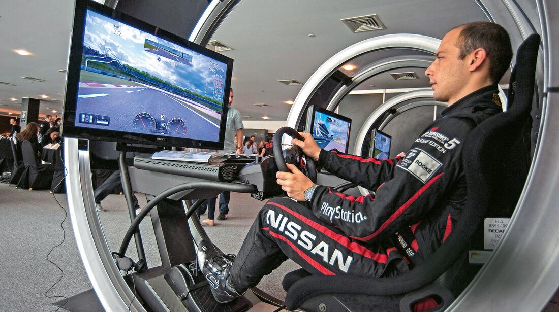 Nissan, Wolfgang Reip, GT Academy, Spielekonsole