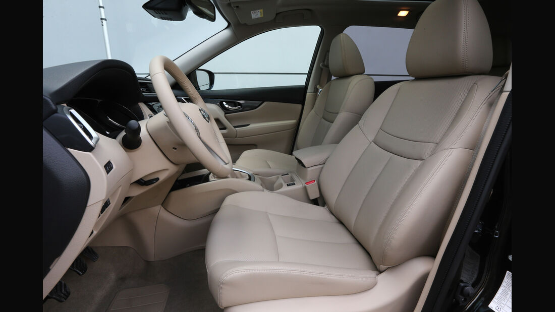 Nissan X-Trail 1.6 dCi 2WD, Fahrersitz