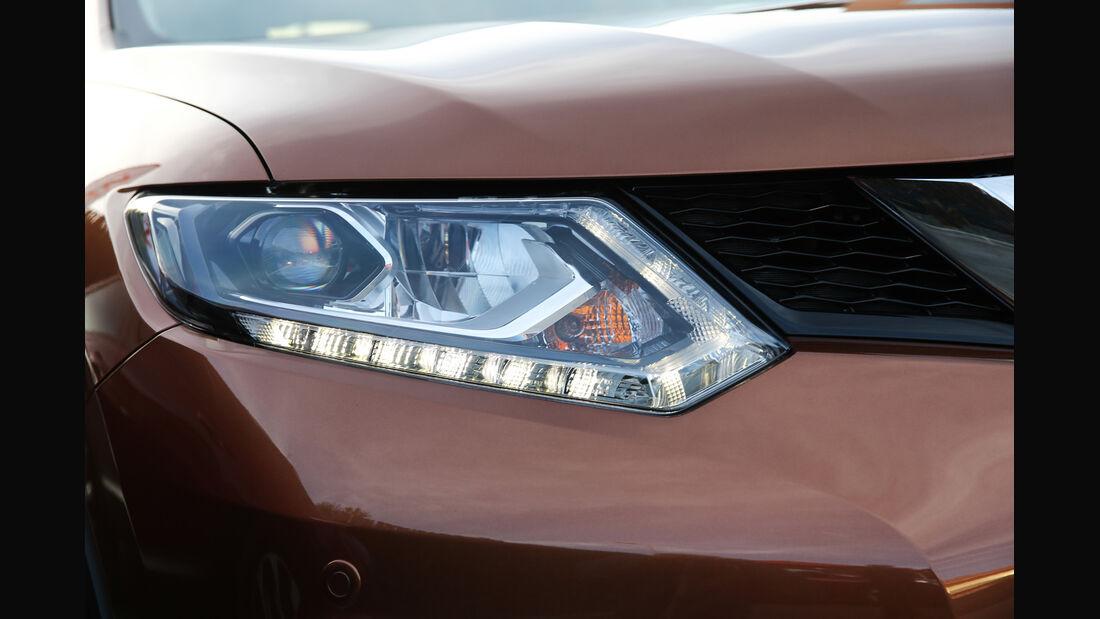 Nissan X-Trail 1.6 dCi 2WD, Frontscheinwerfer