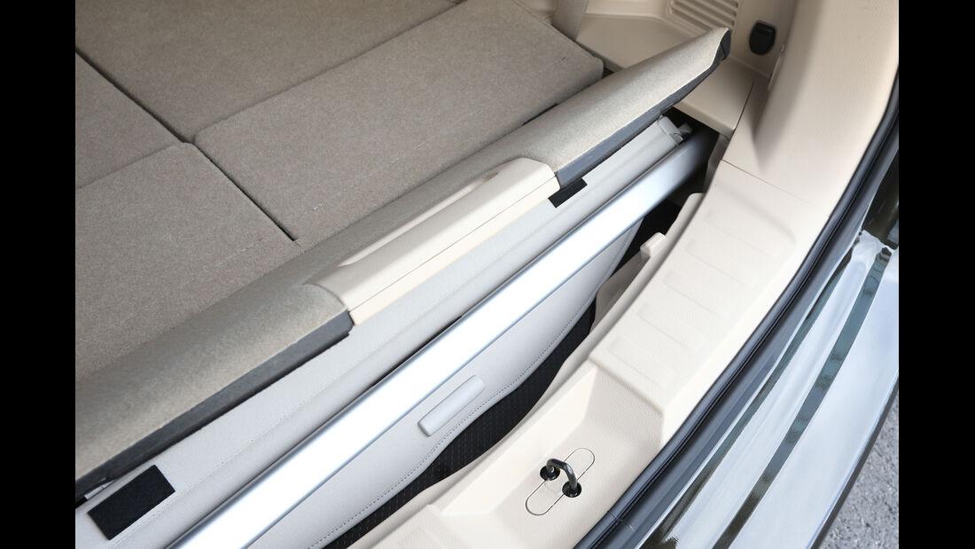 Nissan X-Trail 1.6 dCi 2WD, Kofferraum, Rollo